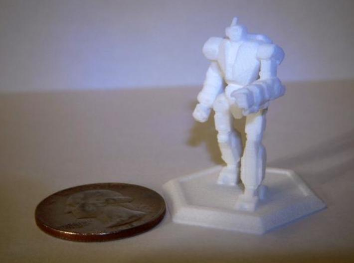 Mecha- Odyssey- Ajax (1/285th) 3d printed WSF Printout