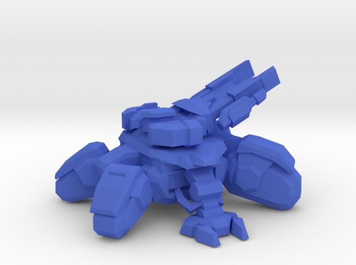 1/350 Seige Tank Seige Mode 3d printed
