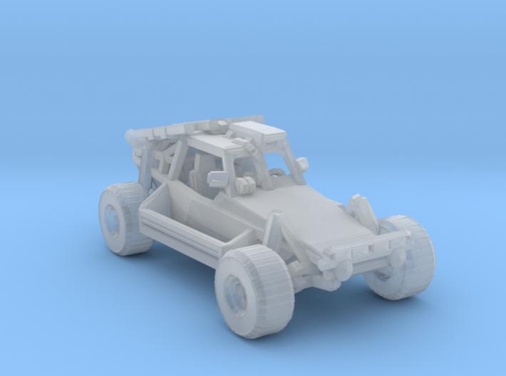 Advance Light Strike Vehicle v2 1:220 scale 3d printed
