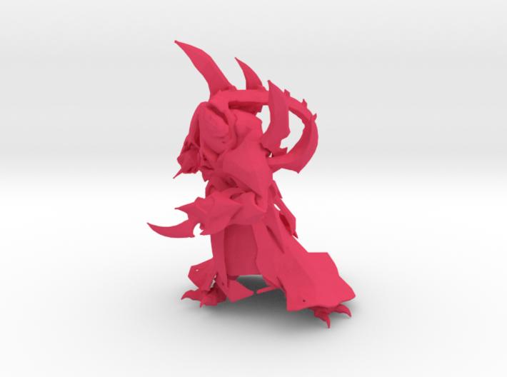 1/24 Alarak Dashing Attack 3d printed