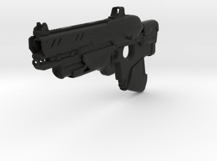 Boolean Gemini (1:6 Scale) 3d printed