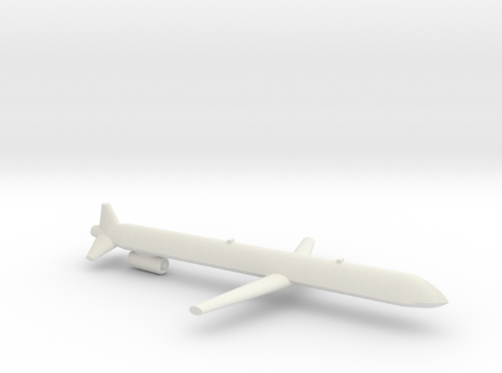 Kh-101 Cruise Missile 3d printed