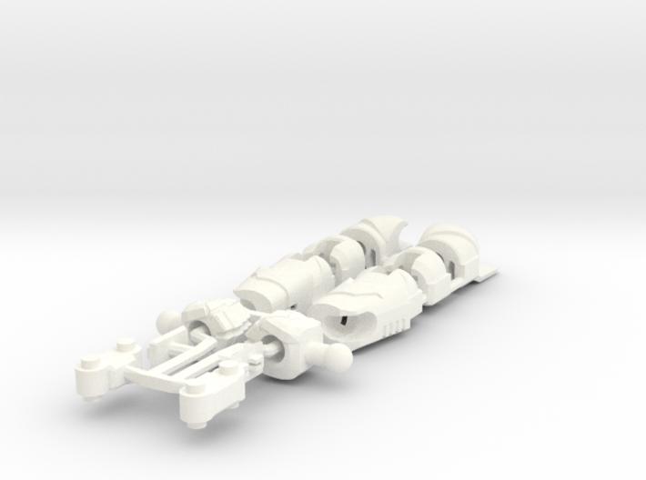 TR Kup Arm Upgrade Set A 3d printed