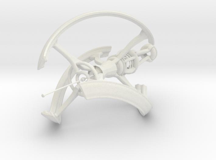 Starship Avalon 3d printed