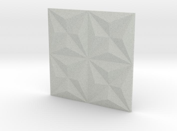 3d Tile 1_sand 3d printed