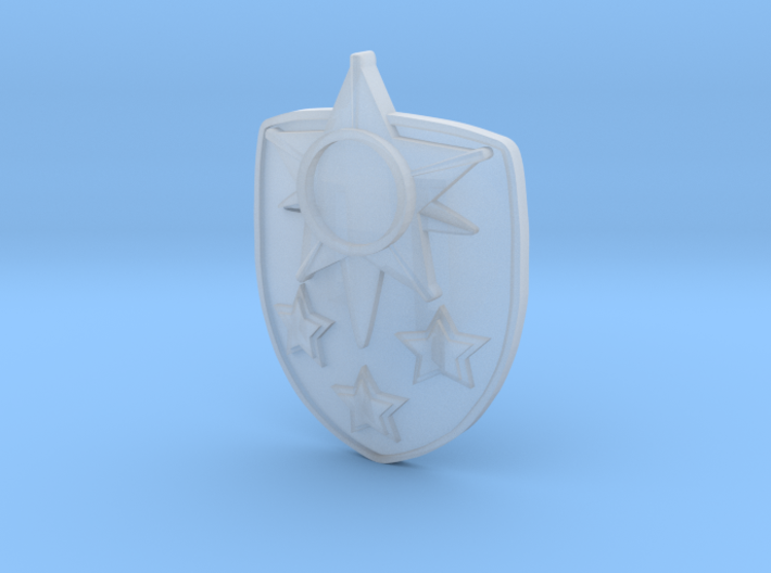 Star Shield 3d printed