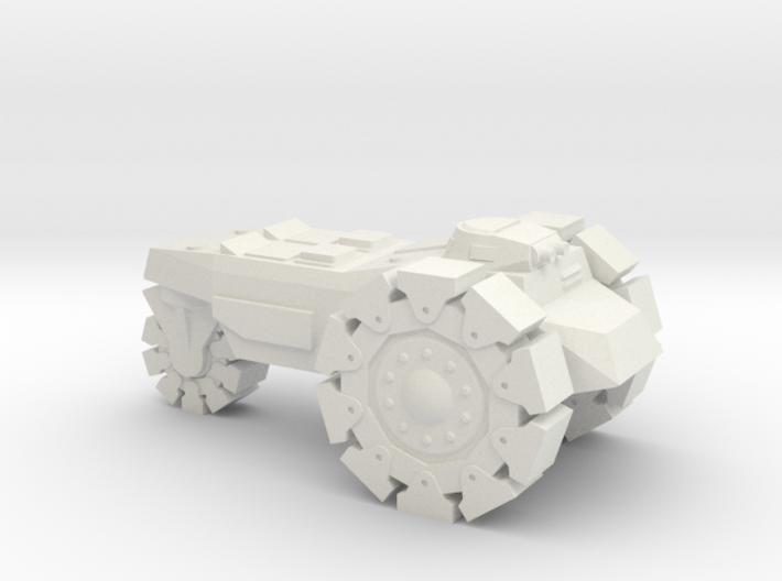 NK-101 (VsKfz 617) MinenRaumer [Alkett] 3d printed