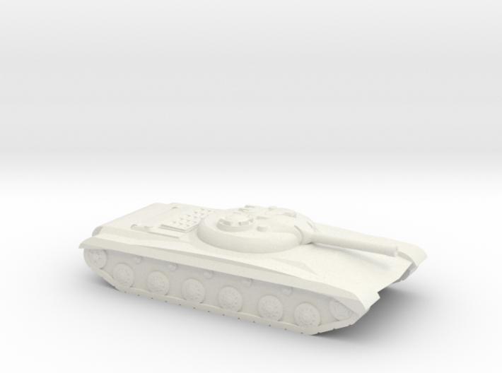 Obyekt 775 Gun-Missile Tank 3d printed