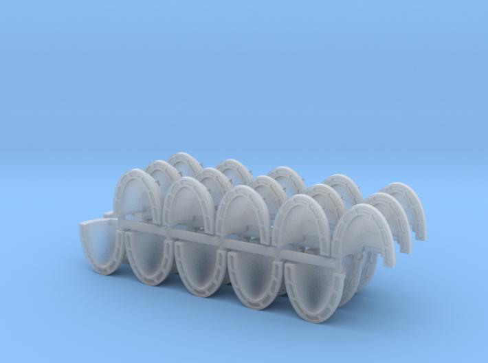 Commission 5 Shoulder Pads Mk7/8 R x30 3d printed