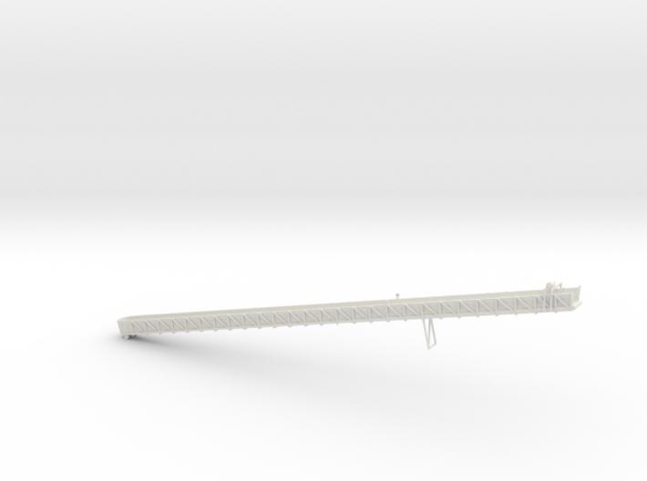 1/64 Sugar Beet Piler Conveyor 110' 3d printed