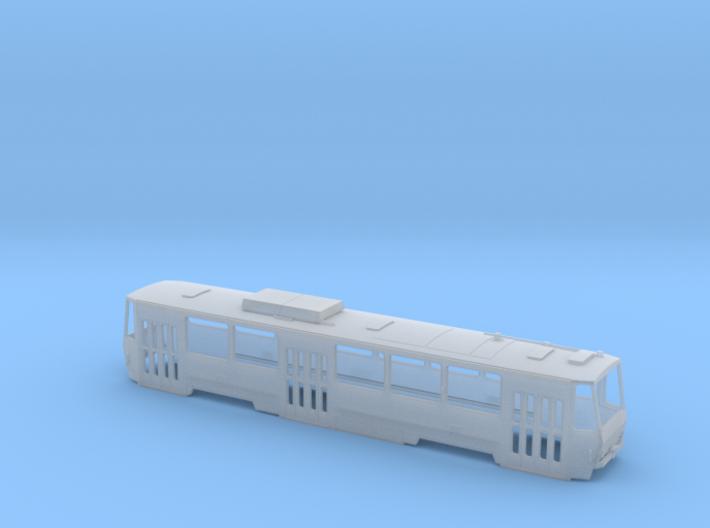 Tatra T6B5 TT [body] 3d printed