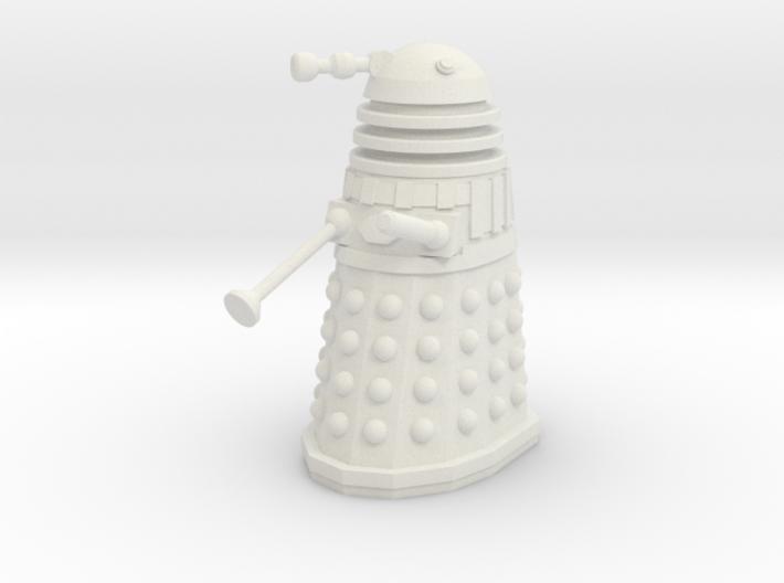 Imperial Dalek - Pose 2 3d printed