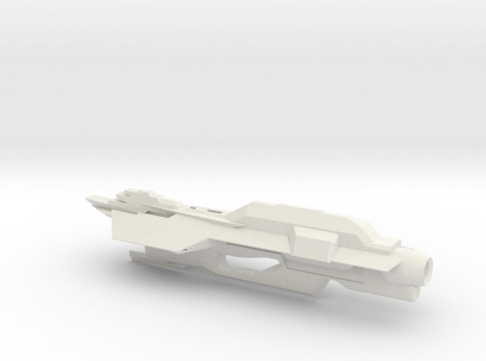 USS Turtle 3d printed