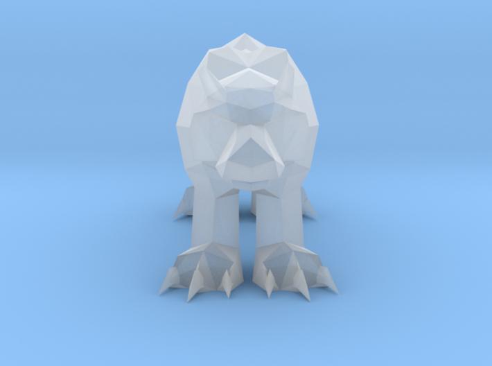 Tiger spirit 3d printed