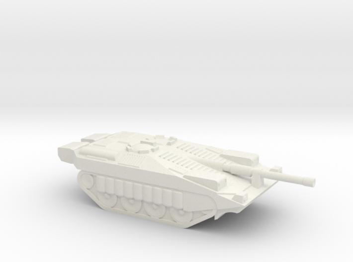 Stridsvagn 103C MBT 3d printed
