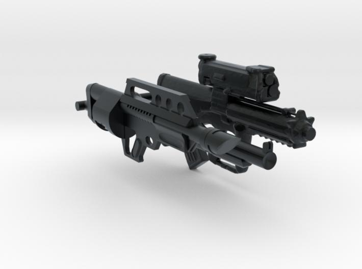 1/18 Weapon Variety Pack 3d printed