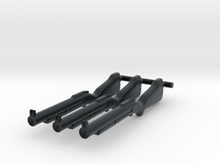 1/18 M79 Grenade Launcher (3-Pack) 3d printed