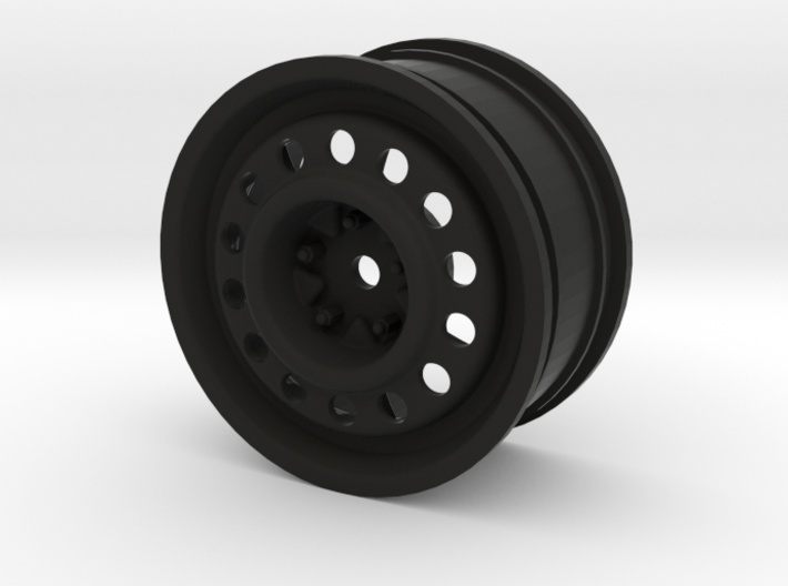 "1.9"" Steelie Wheel (26mm Wide / 0mm offset) 3d printed"