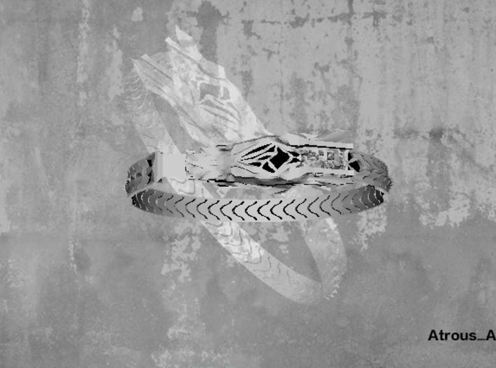 Dragon Choker 3d printed