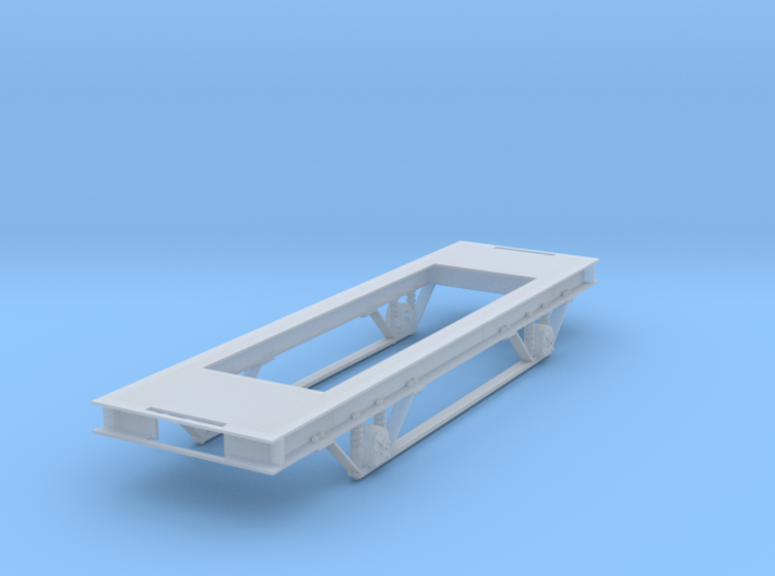 Atlas chassis (long) 3d printed