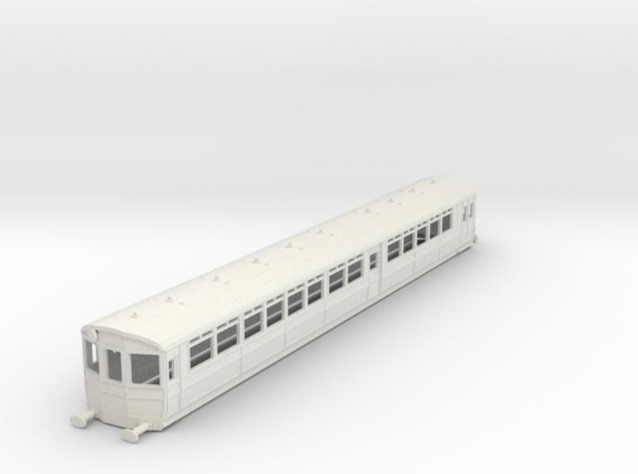 o-76-gwr-diag-u-trailer-coach1 3d printed