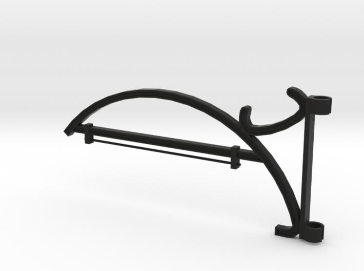 Einfachfahrleitung - Ausleger für Masten (O 1:45) 3d printed