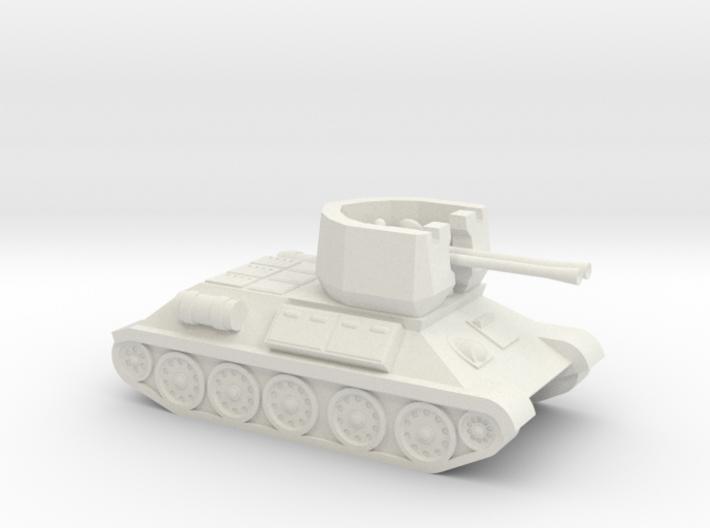 Type 63 [37mm] SPAAG 3d printed