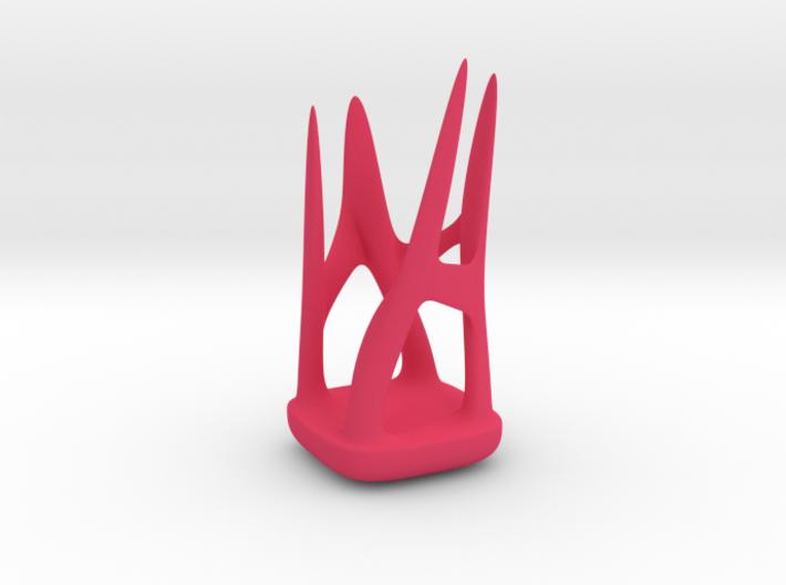 Organic holder 3d printed