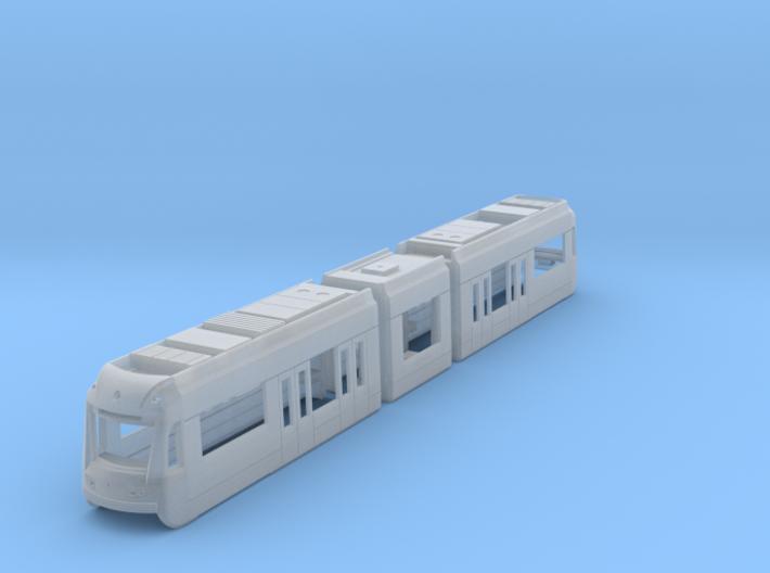 #87-4001 Siemens S70 LRV carbodies ABC 3d printed
