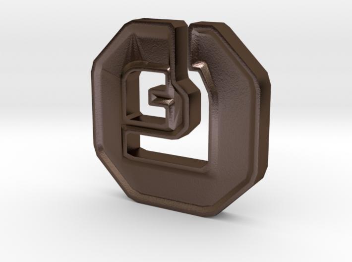 Shanix Coin 3d printed