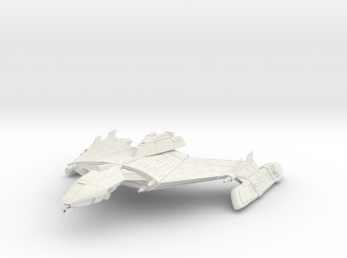 Be'etor Class ScoutDestroyer 3d printed