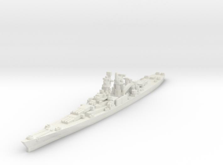 Alaska class 1/1800 3d printed