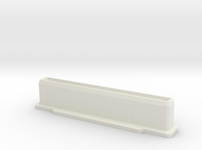NES Cartridge Dust Plug 3d printed