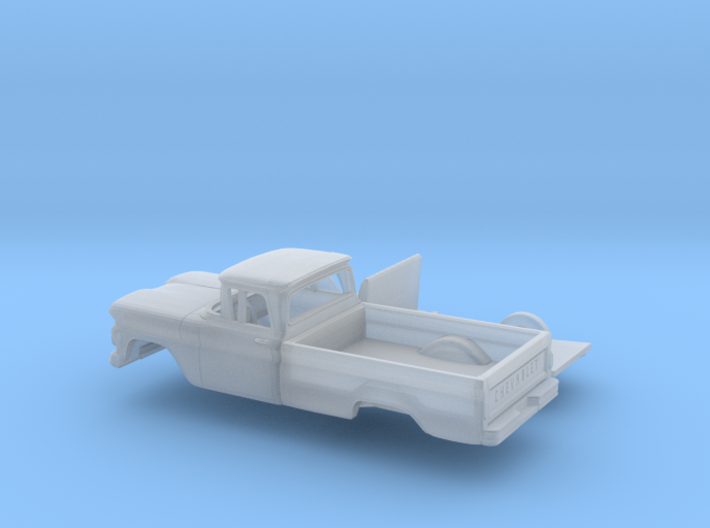1/160 1960/61 Chevrolet C-10 Fleetside Kit Reg.W. 3d printed