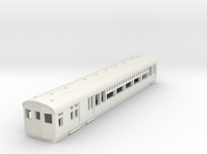 o-148-lner-lugg-3rd-motor-coach 3d printed