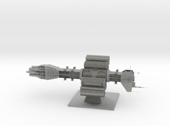 Earth Alliance - Omega-Destroyer (6.6 x / 2.378 y 3d printed