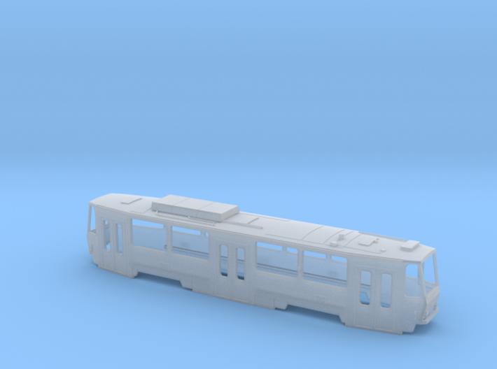 Tatra T6A5 Sliding door N [body] 3d printed