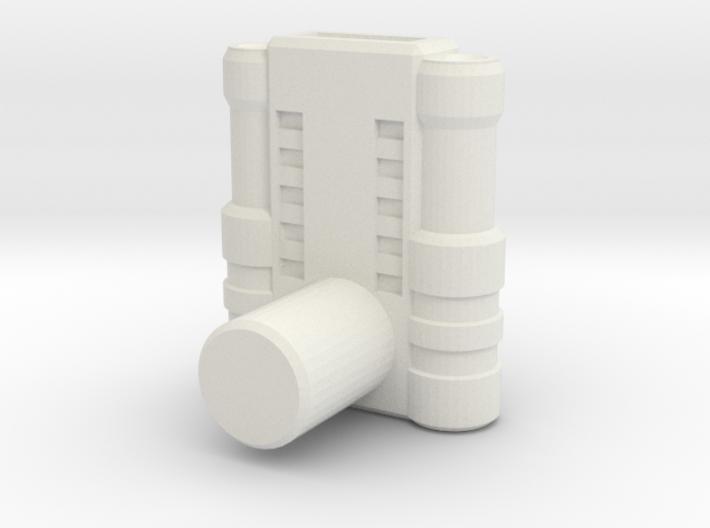 TitanMaster to TargetMaster Converter 3d printed