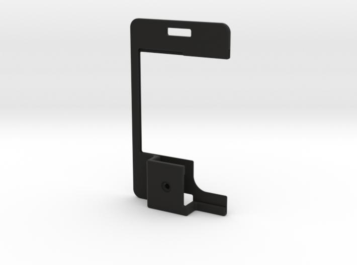 Smart Badge Holder for USB Reader 3d printed