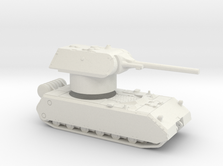 Maus 1-144 scale 3d printed
