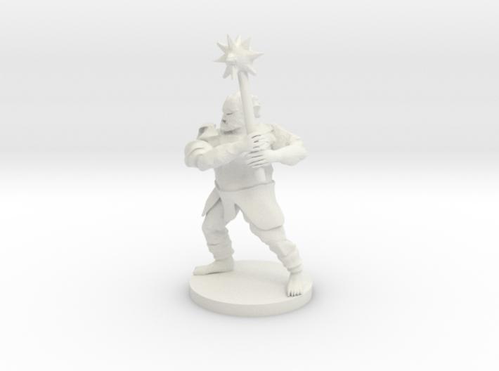 Bug Bear 3d printed