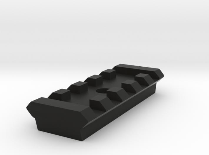 5 Slots Rail for Tripod 3d printed