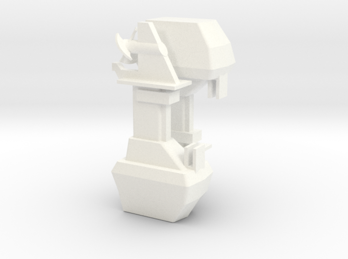 1/24 scale Outboard Motors in set of 2 3d printed