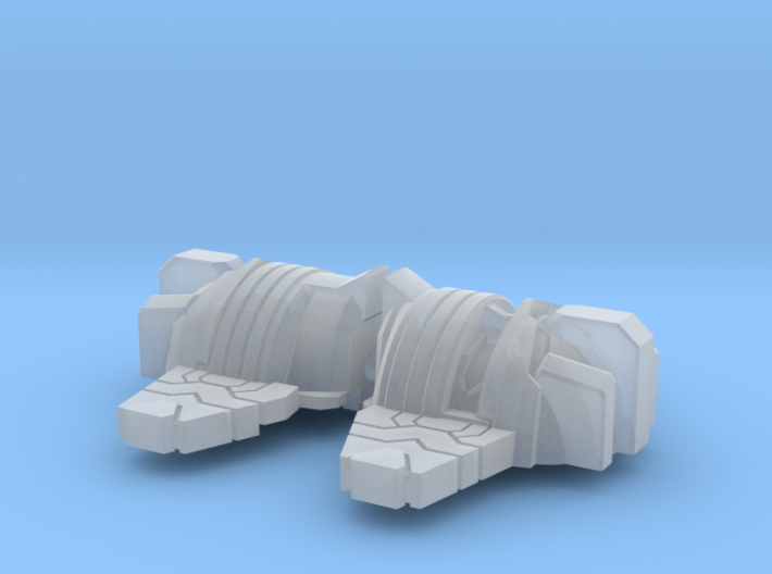 """Jacker Faces """"G1"""" 3d printed"""