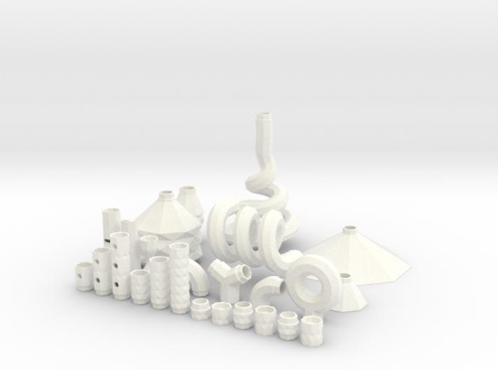 PRINTSTRUMENT Complete set 3d printed