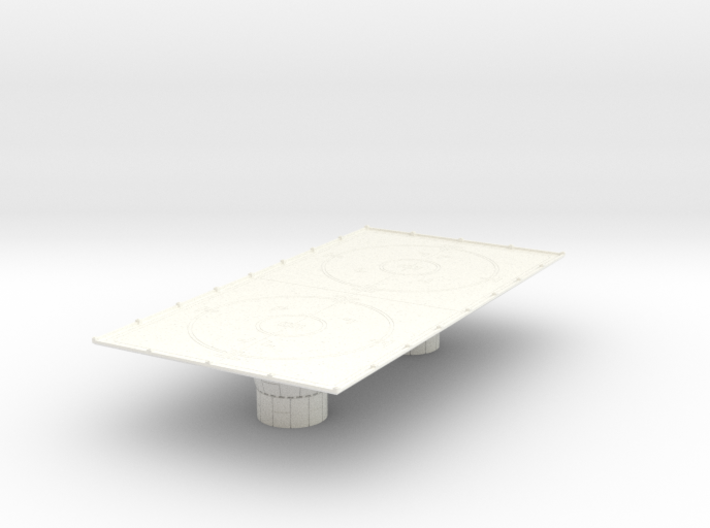 1/270 Imperial Landing Pad (Large) 3d printed
