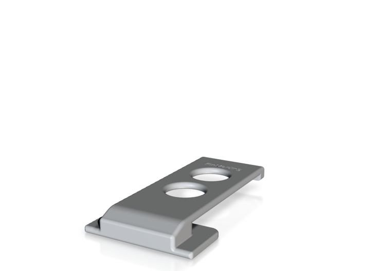 PIVOT Ipad Yoke Clip 3d printed