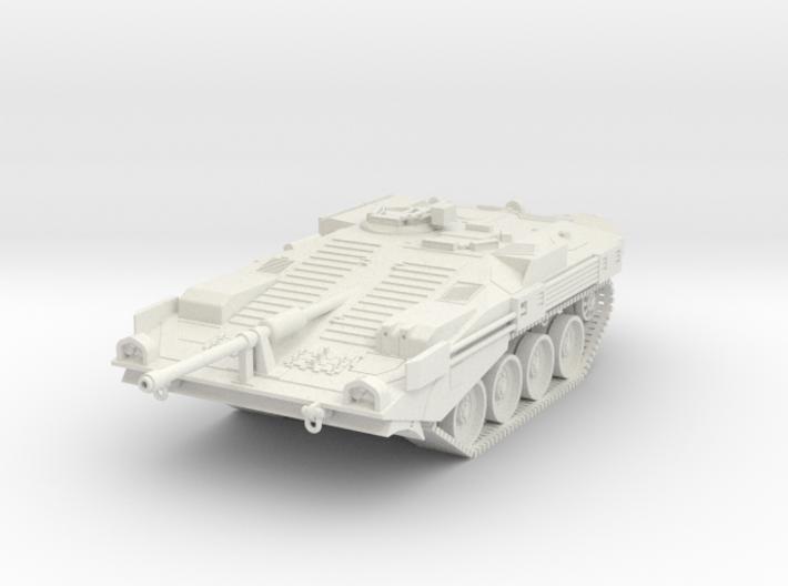 MV17 Strv 103B w/Dozer Blade (1/48) 3d printed