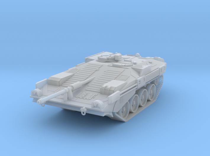 MV17B Strv 103B w/Dozer Blade (1/100) 3d printed