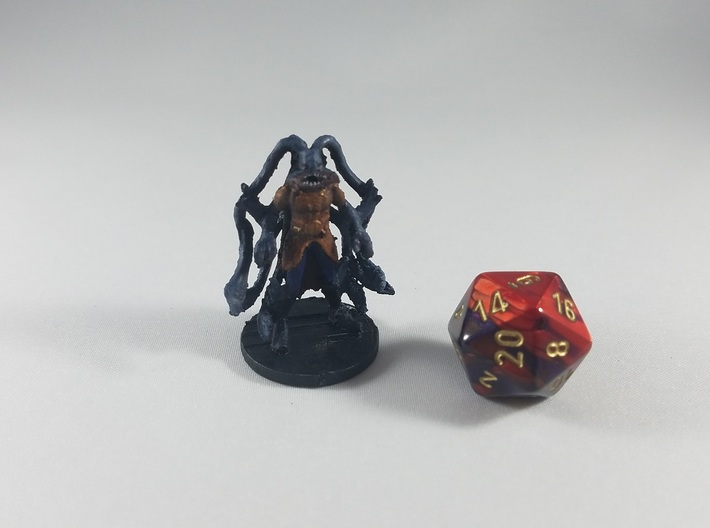 Deep Scion 3d printed